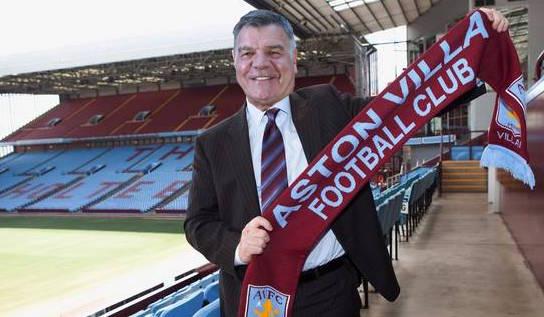 Big Sam New Villa Manager