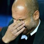 Guardiola Stressed