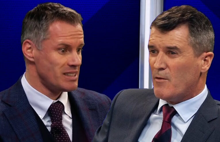 Keane and Carragher