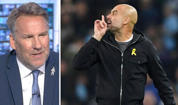 Merson and Guardiola