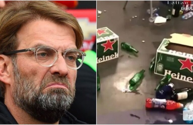 Klopp and beer