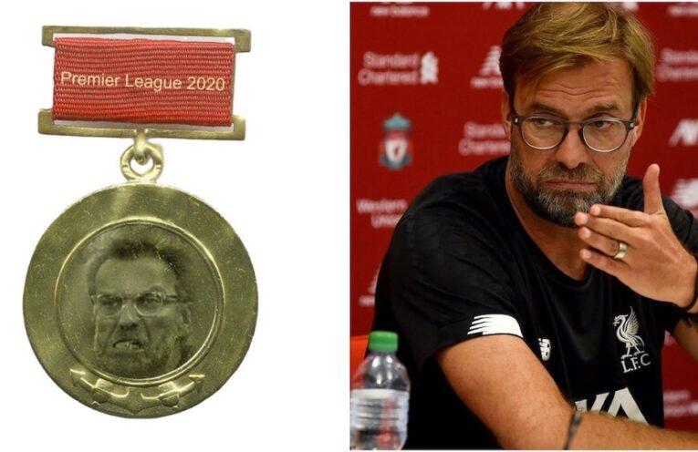 Klopp medal