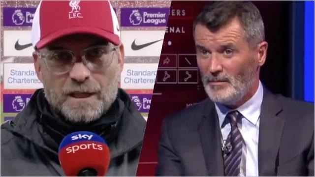 Keane and Klopp
