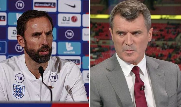 Keane and Southgate