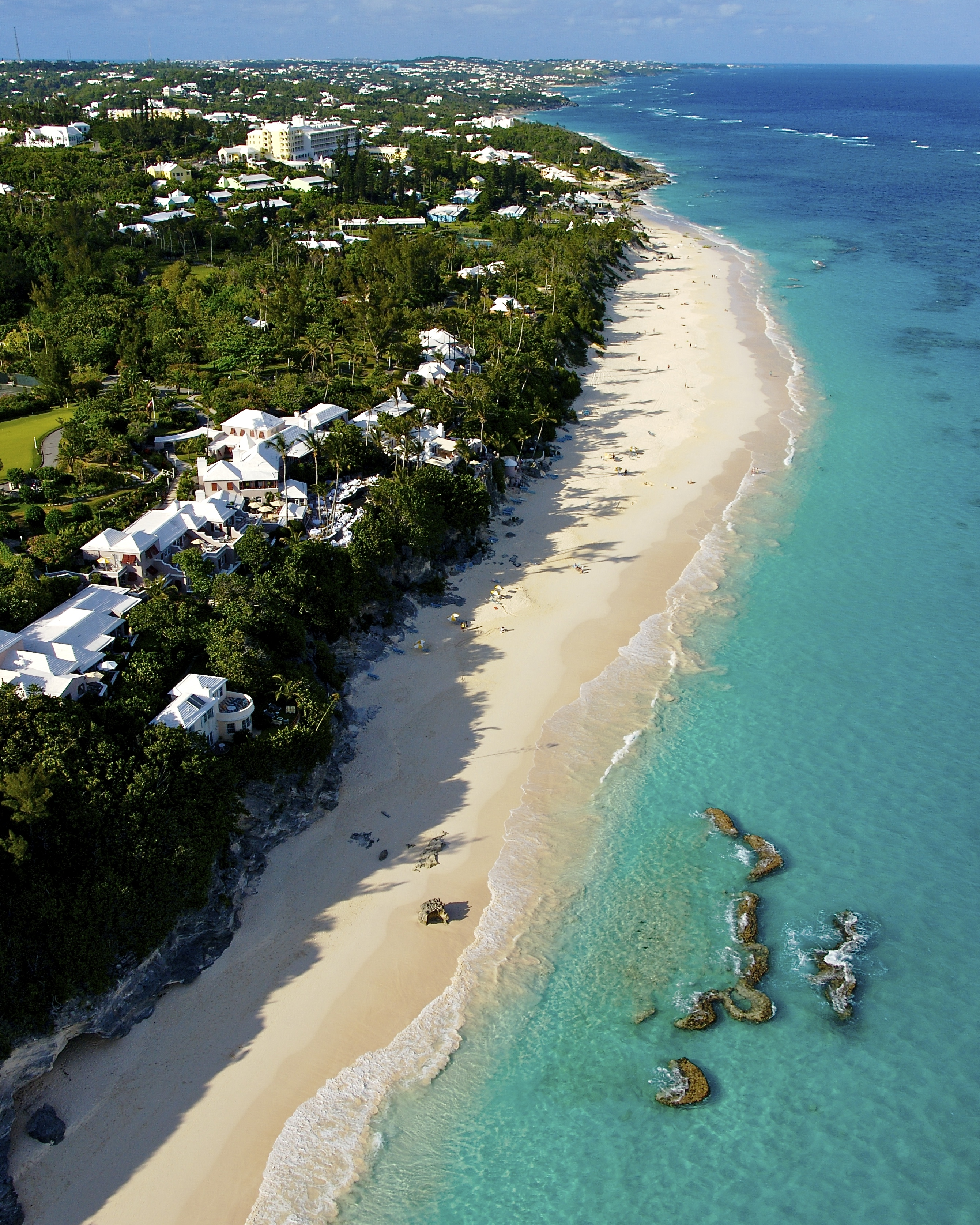 Destination Wedding in Bermuda and How to Plan Your Wedding Weekend at Coral Beach