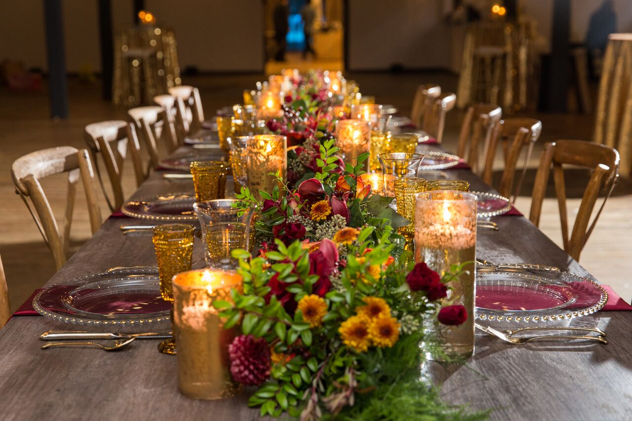 10 Ideas for your rustic wedding
