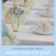 Check out this guest blog on our website from Basic Invite! 3 unique ideas for your rehearsal and wedding invitations that you need to know!