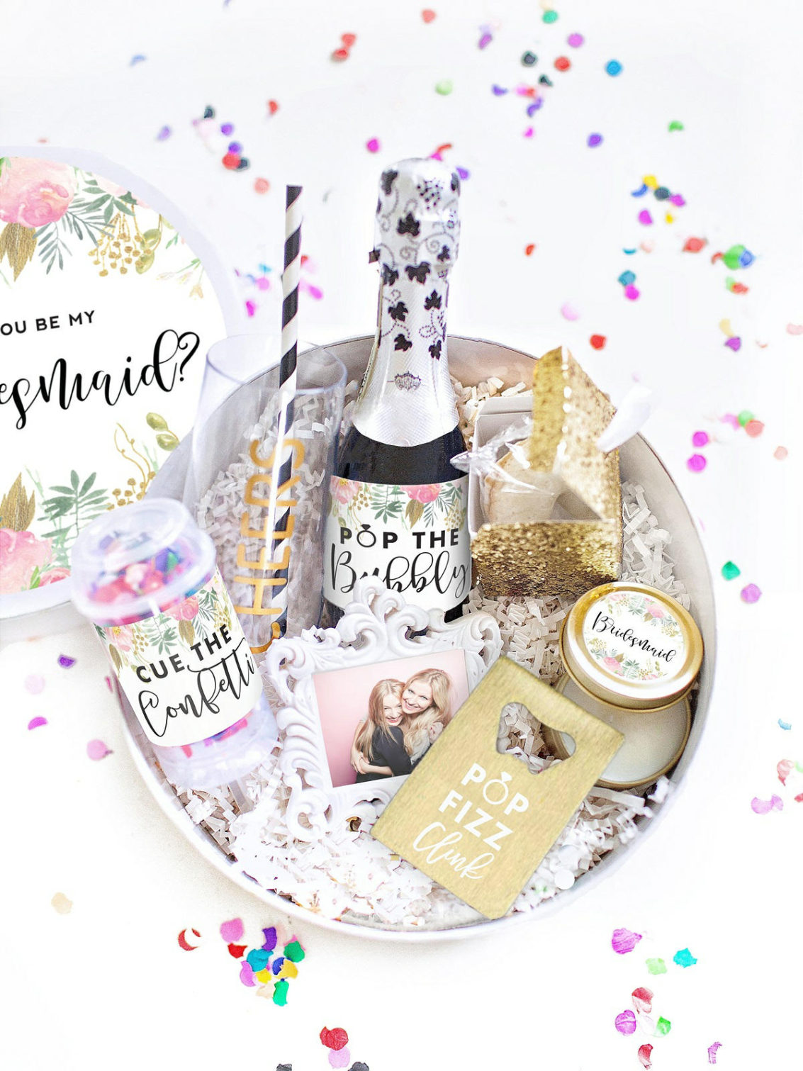 proposing to your bridesmaid gift
