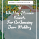 blog cover for blog about barn weddings