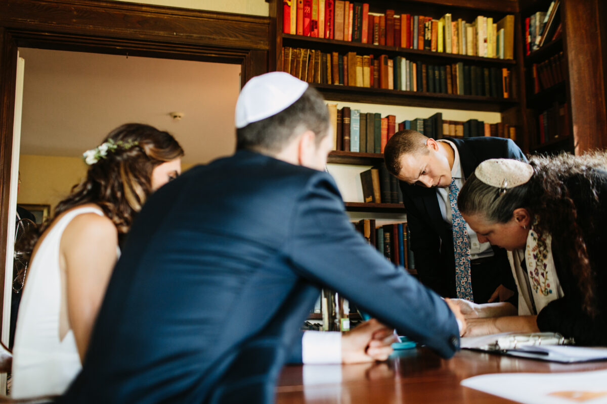 wedding planner jewish nj northern