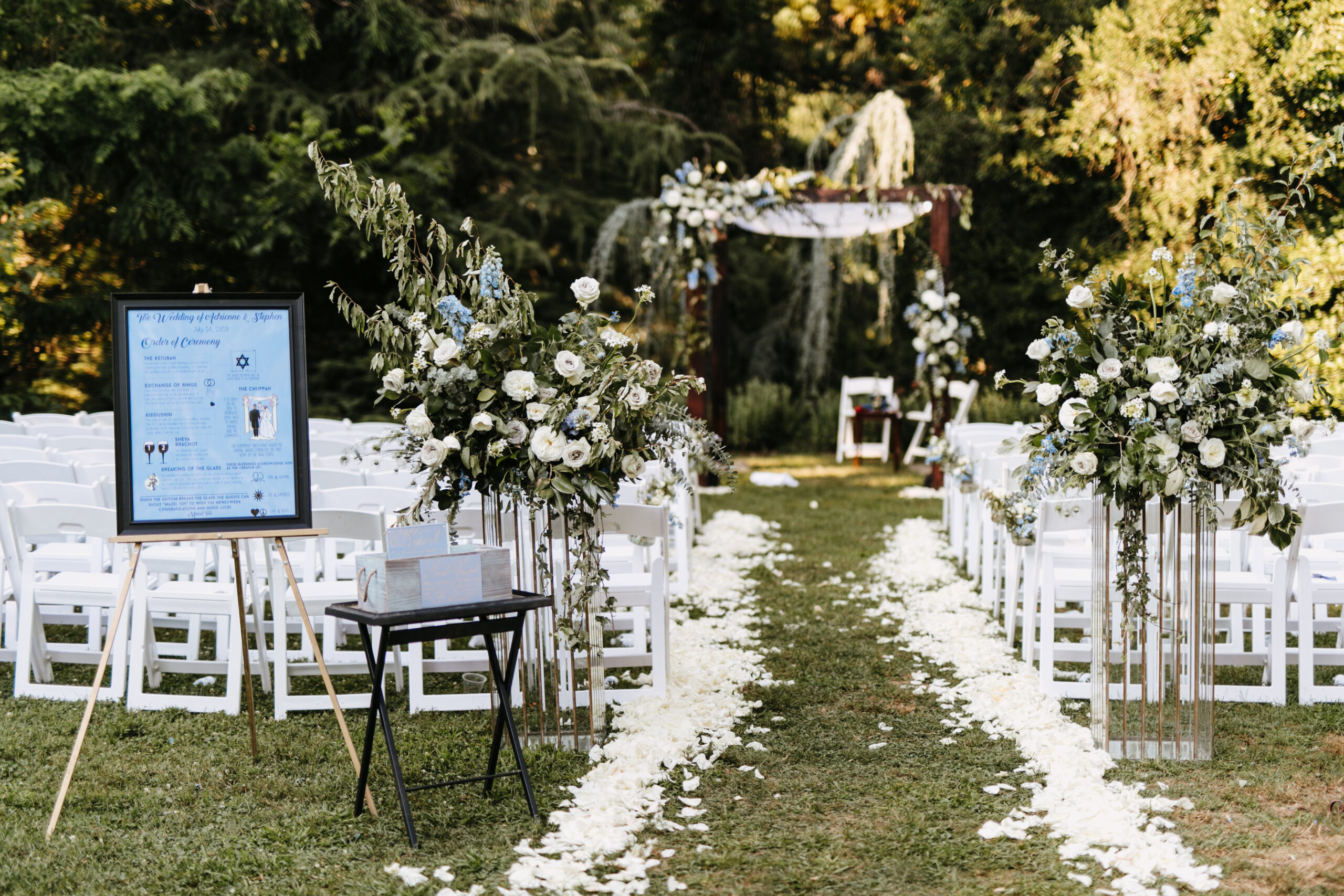 wedding planners hamptons ny