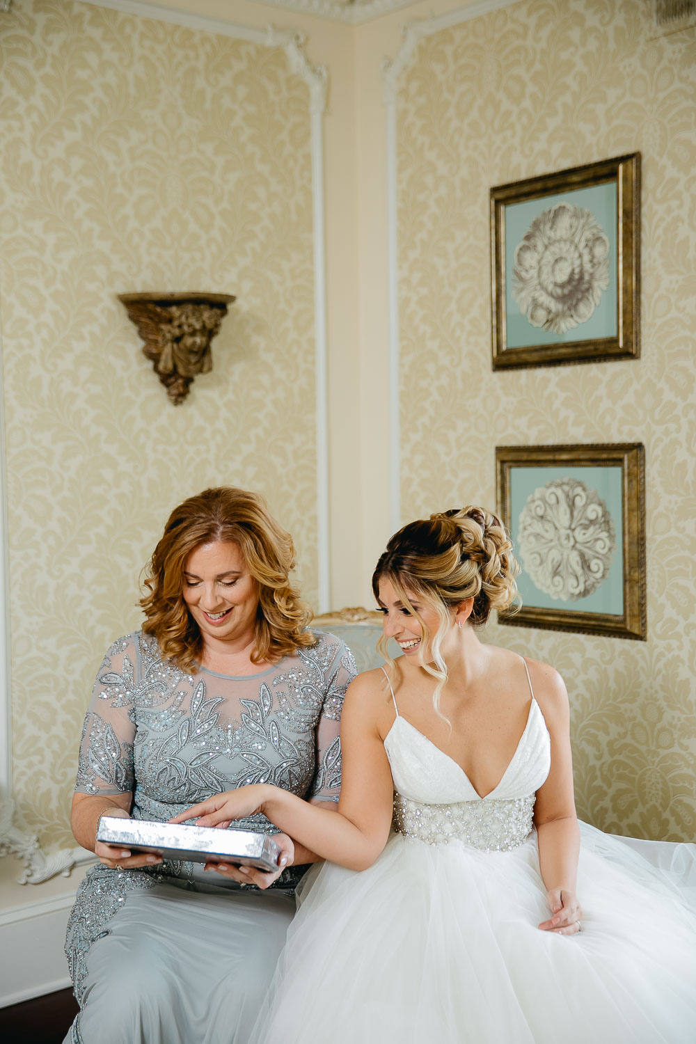 mother of the bride wedding planner ct