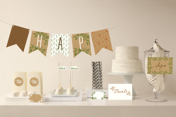 harvest set up from minted