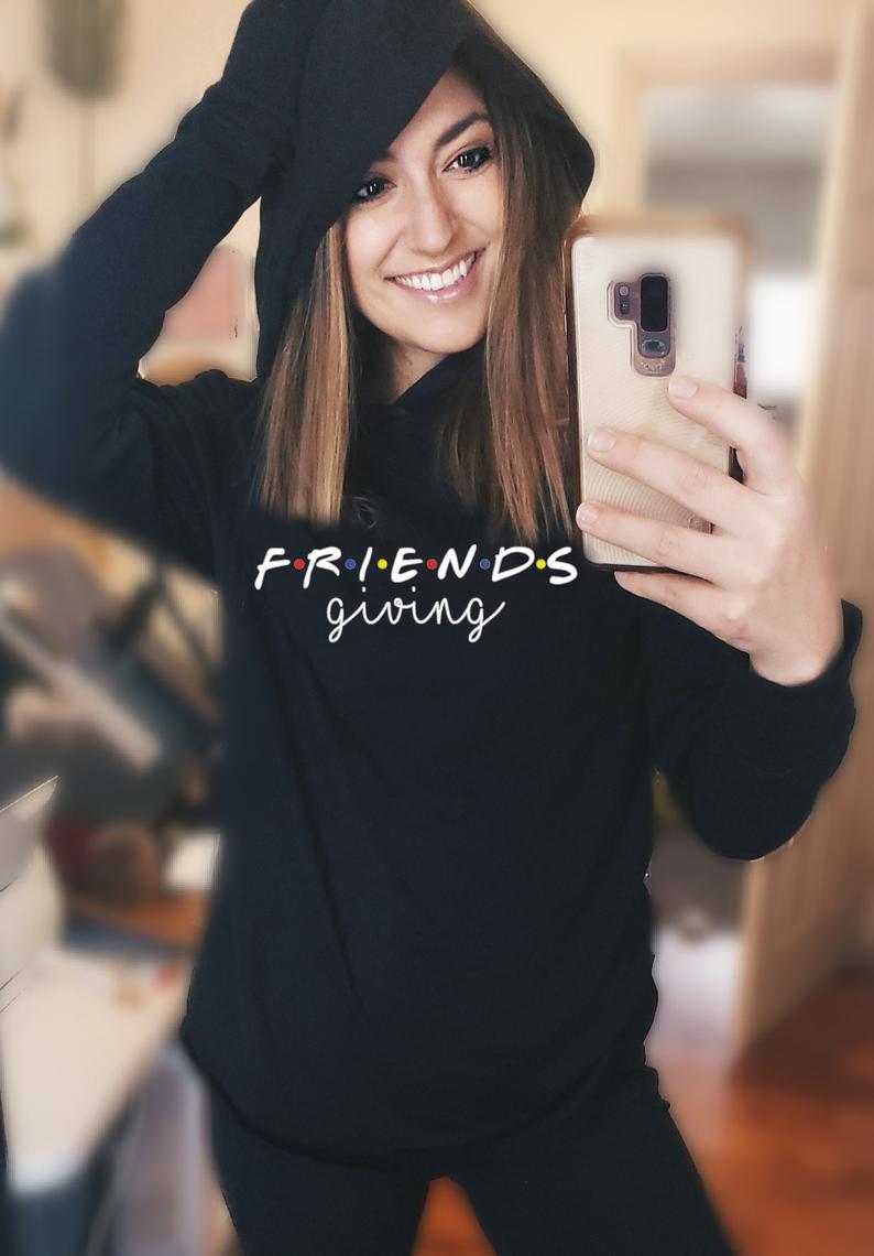 friendsgiving hoodie
