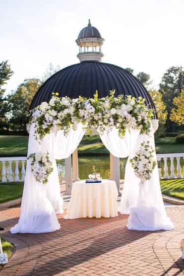 Outdoor wedding venues in New Jersey