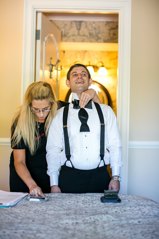 how to become a wedding planner assistant