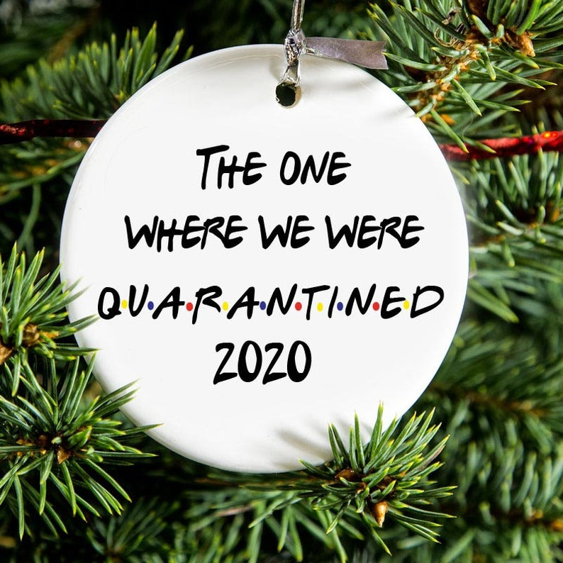 christmas ornaments 2020
