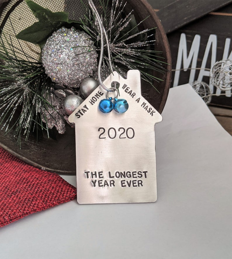 2020 Christmas ornaments Etsy