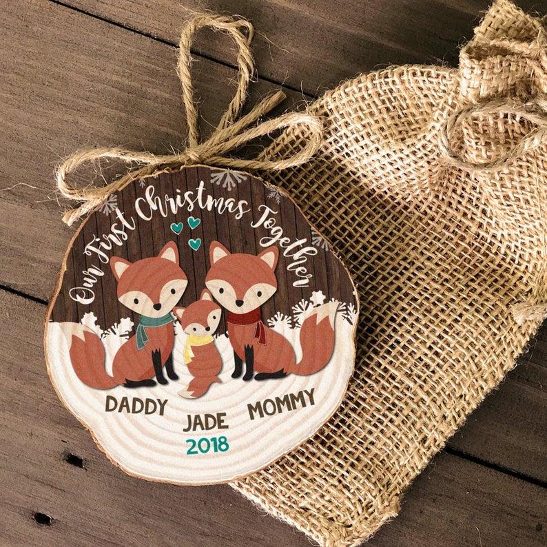 handmade Christmas ornaments Etsy