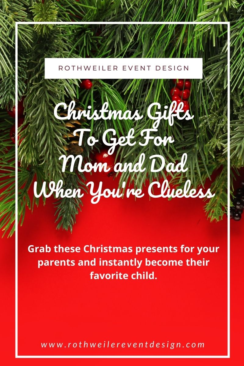 Christmas gifts for mom and dad ideas blog