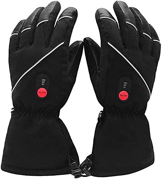 heated gloves for women