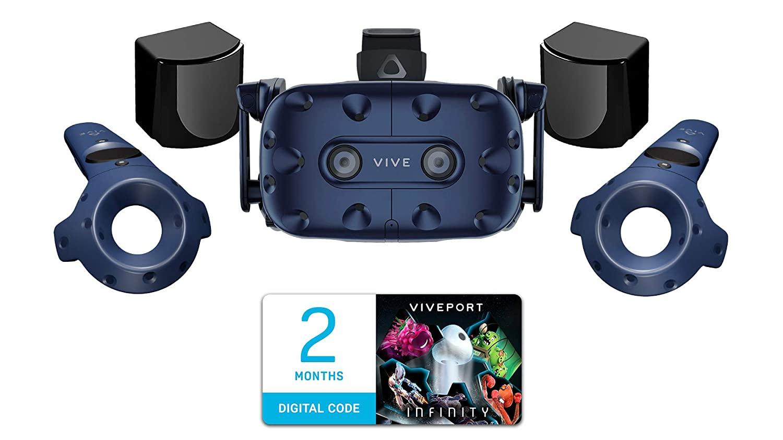 virtual reality headset design