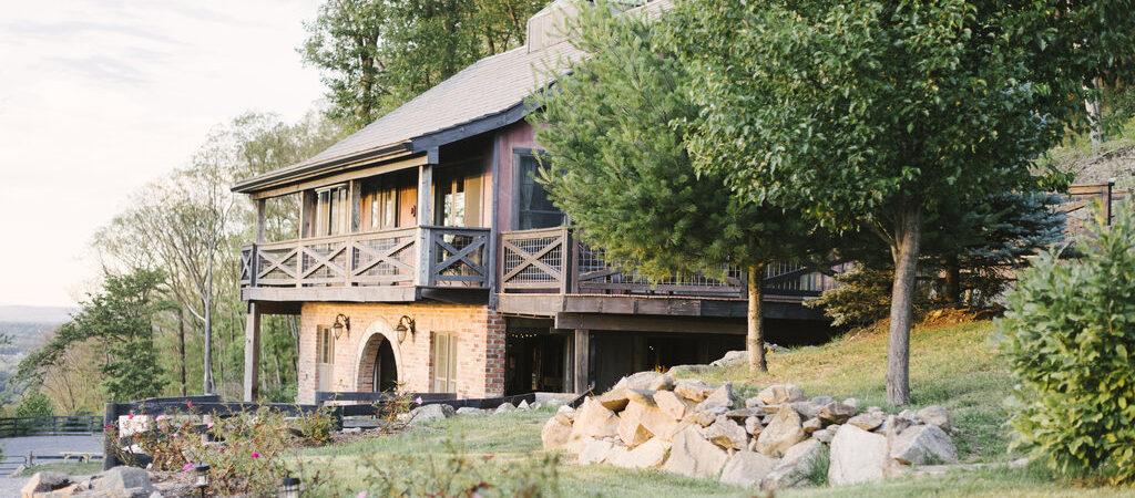 home wedding venue