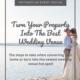 starting a wedding business