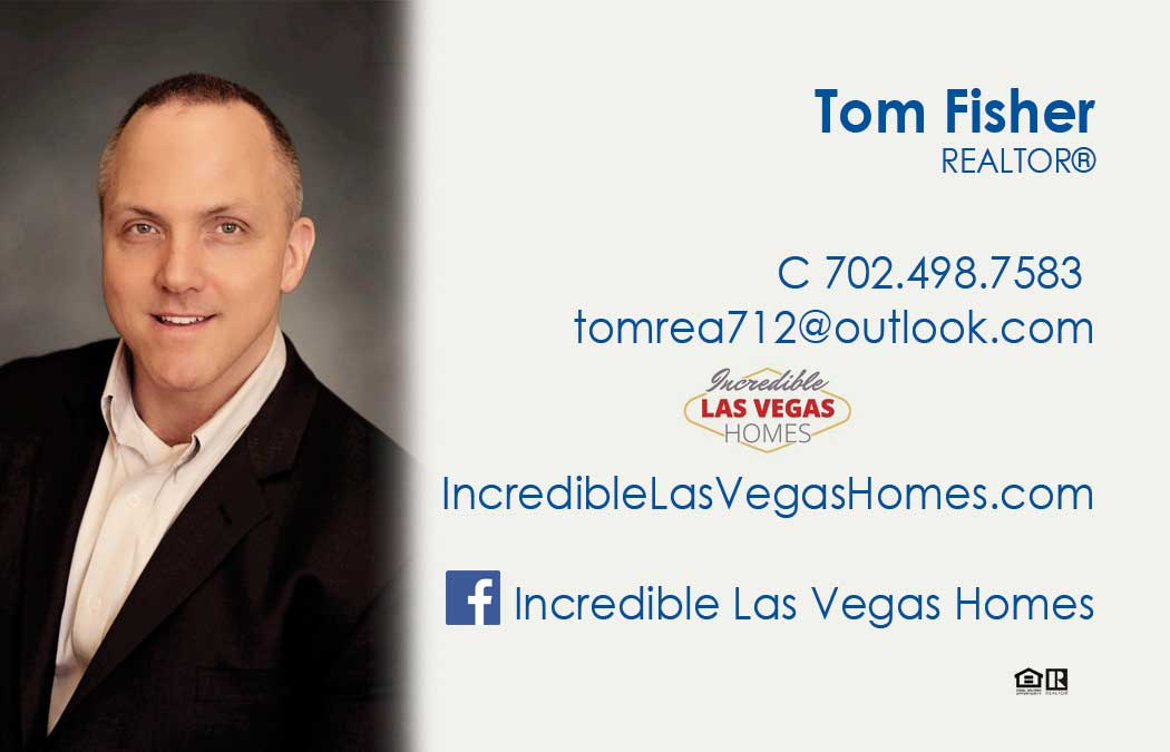 Tom Fisher Business Card