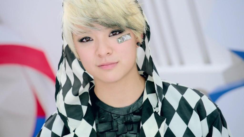 f(x)'s Amber tomboy