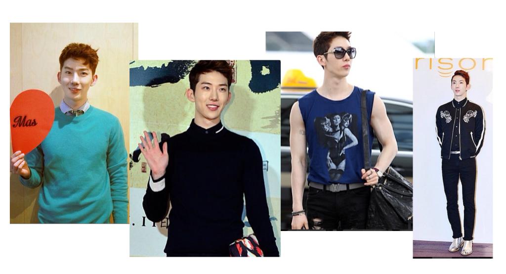 jo kwon boy next door collage