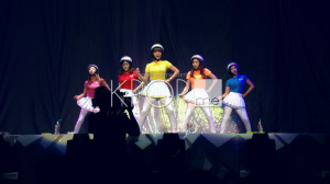 CRAYON POP OPENS FOR LADY GAGA 3