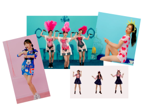 orange caramel my copycat fashion