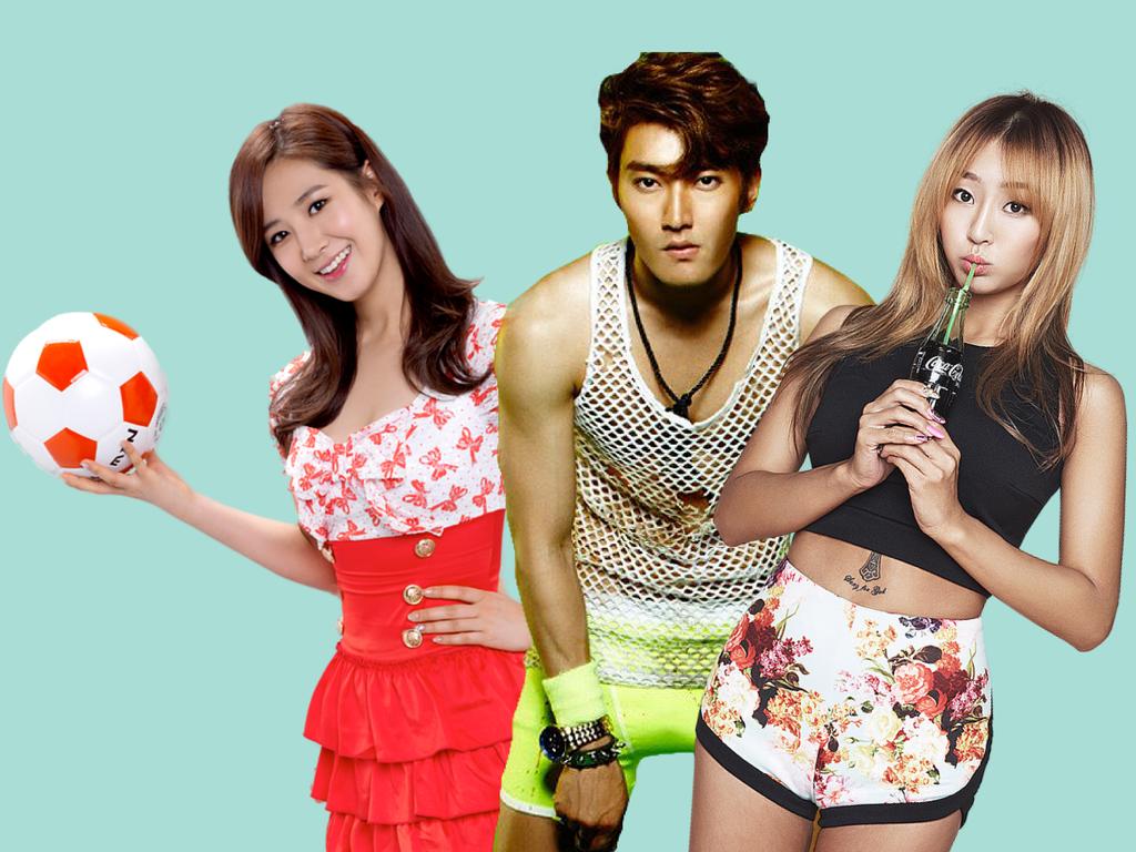 K-pop Workout