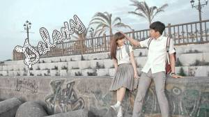akdong musician give love uniforms fashion