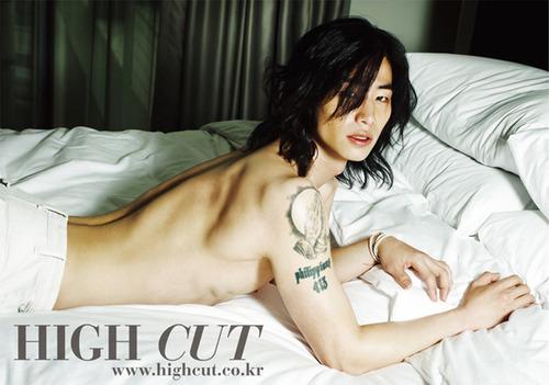 Song Jae Rim Sexy