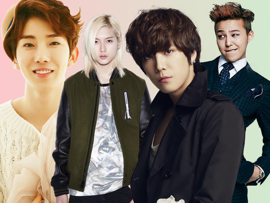 Male K-Pop Idols Who Defy Gender Roles