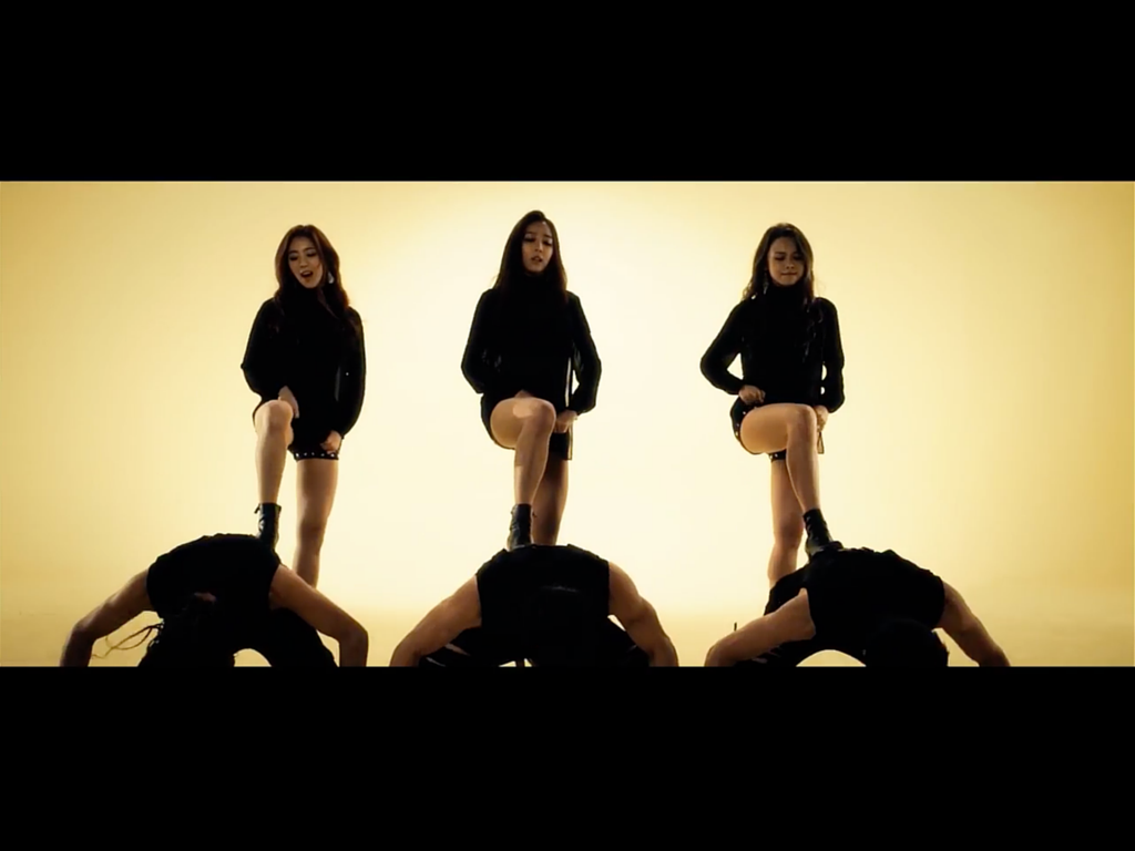 Female Kpop Singles