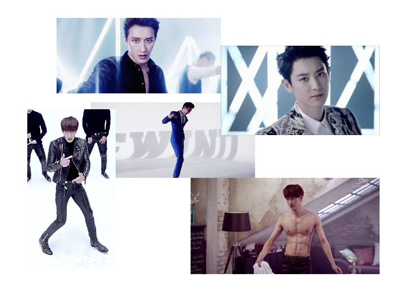 Zhoumi Best Music Video Fashion October