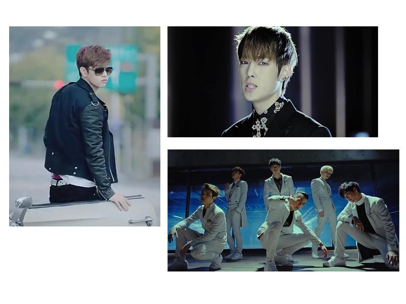 CROSS GENE Best Music Video Fashion