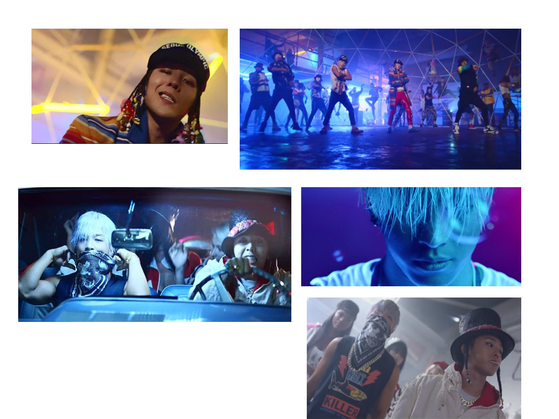 GD X TY Best Music Video Fashion