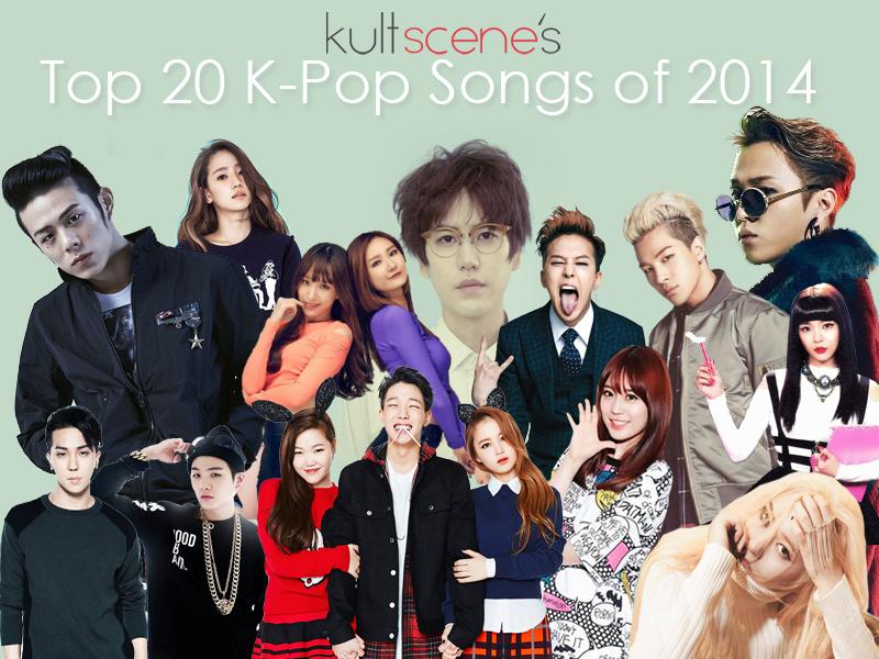 kpop songs 2014 best
