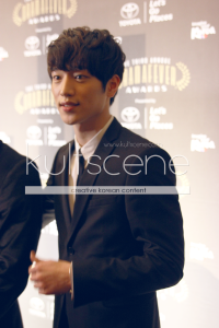 Seo Kang Joon 5urprise 2015 DramaFever Awards KultScene