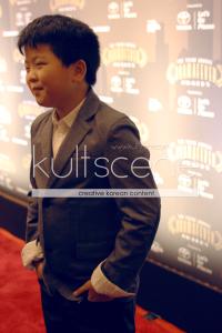Hudson Yang 2015 DramaFever Awards KultScene