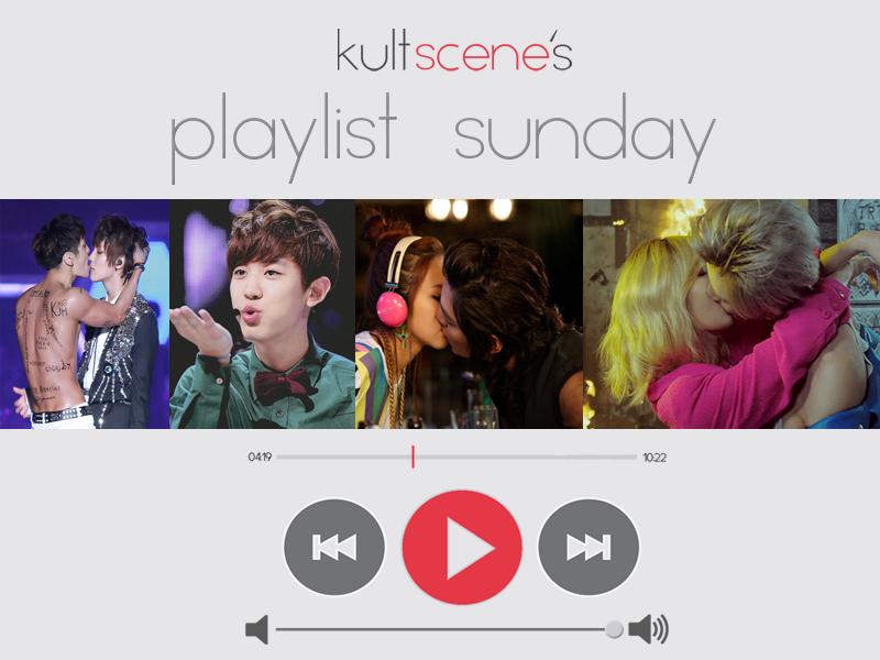 Playlist sunday kisses