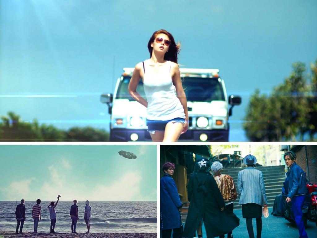 Five Fun Kpop Music Videos to Start Your Summer Feat