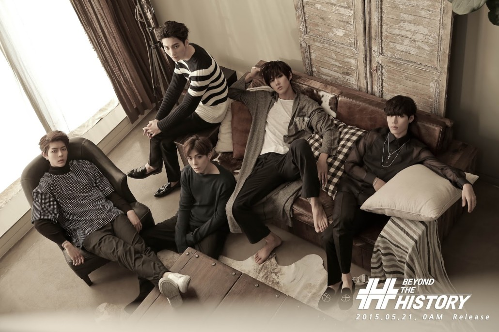 History Just Might Die K-pop may releases KultScene
