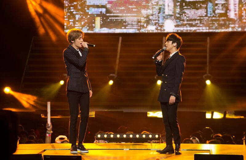 22 KCON 2015 NY [CONCERT SPECIAL STAGE]