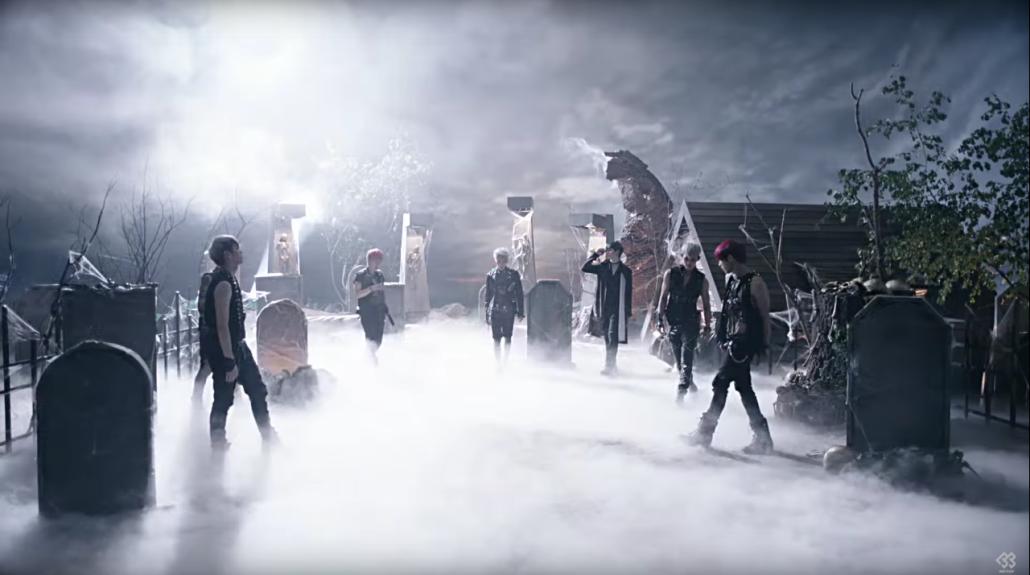K-Pop Halloween BTOB Thriller