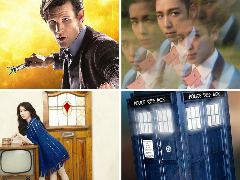 Doctor Who Meets K-Pop